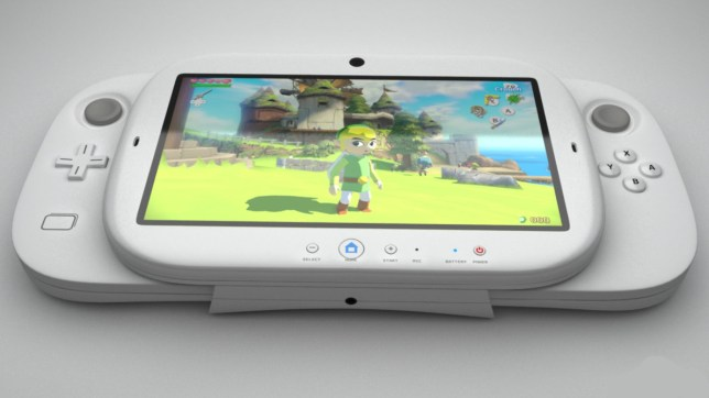 How close is this fan mock-up to the real NX?