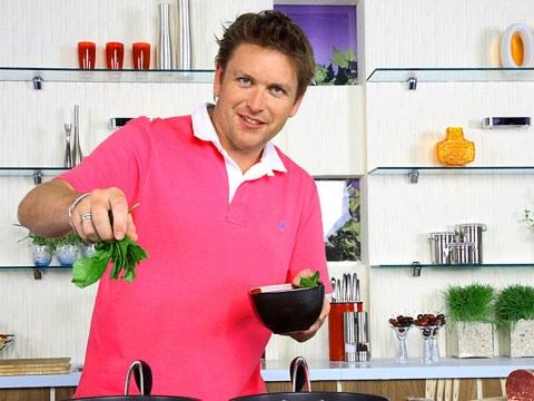 James Martin is 'forbidden from cooking an omelette in public' because of his BBC contract