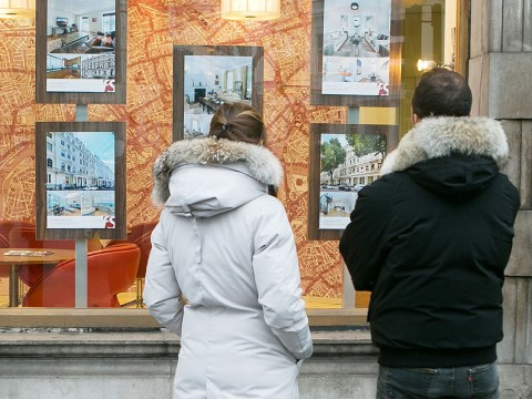 Even with starter home schemes most first time buyers can't afford a house