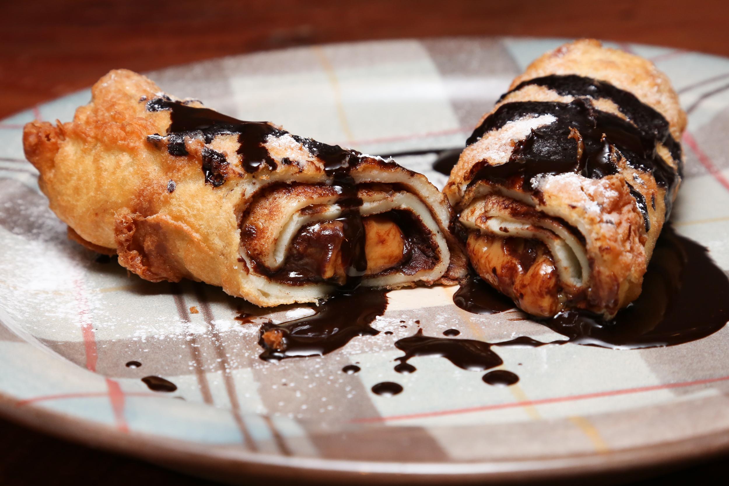 Pancake open 1