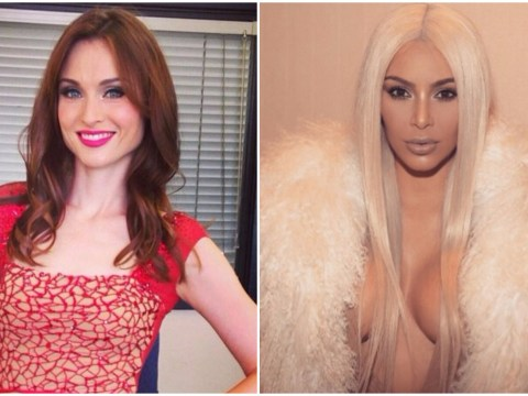 Sophie Ellis-Bextor spent a week copying Kim Kardashian's every move