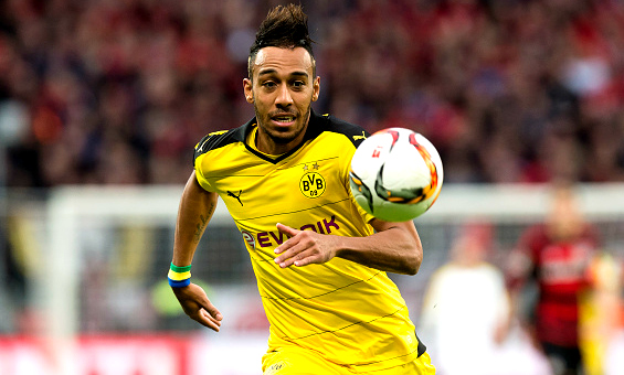 Manchester United working on Pierre-Emerick Aubameyang transfer