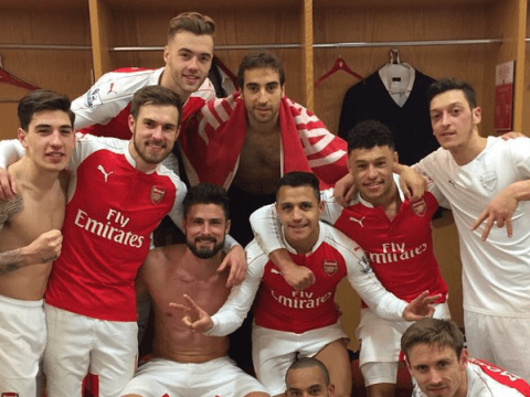 Martin Keown hits out at Arsenal squad for dressing room photos after beating Leicester City