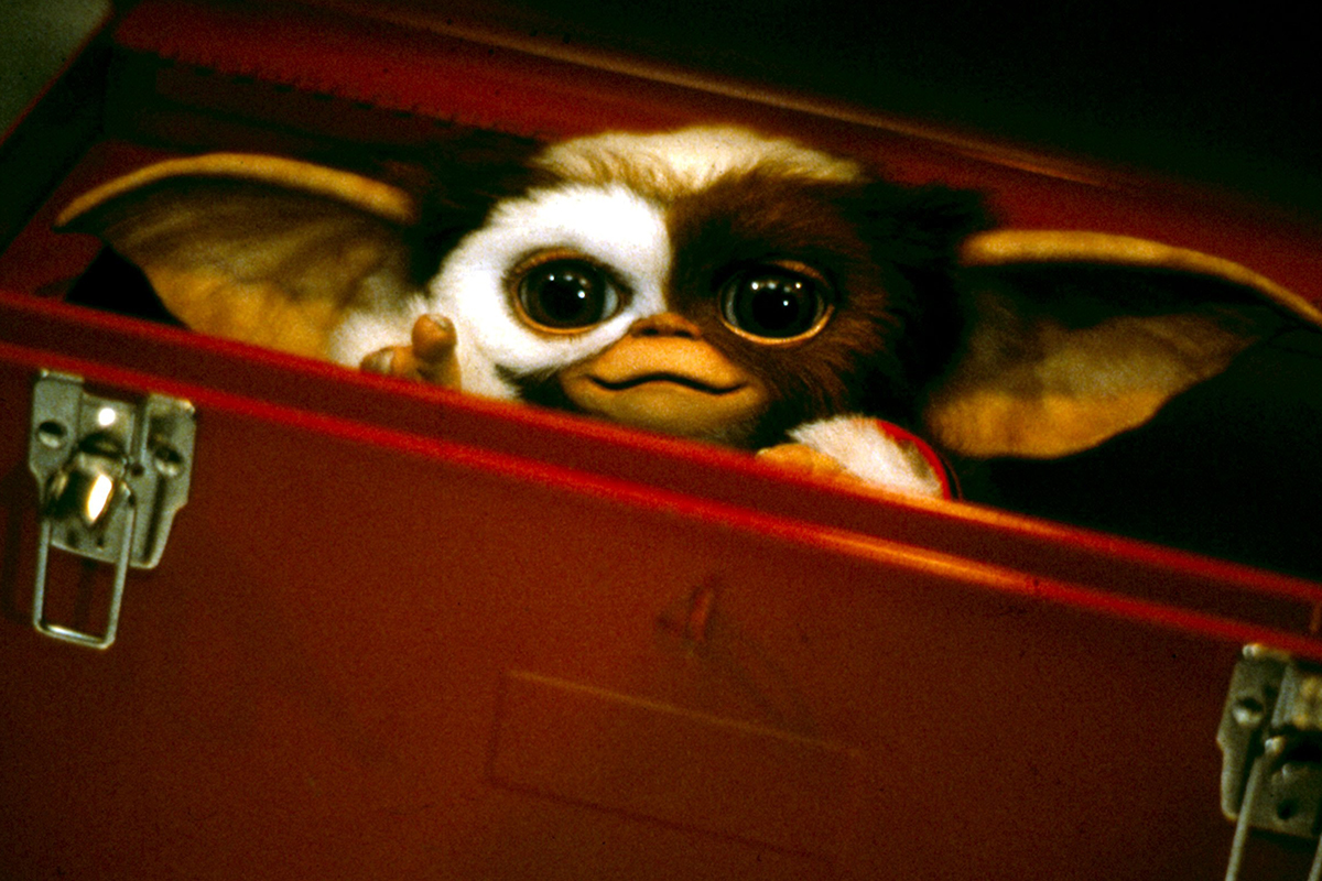 No Merchandising. Editorial Use Only. No Book Cover Usage Mandatory Credit: Photo by Everett/REX/Shutterstock (413523f) GREMLINS II, 1990 GREMLINS FILM