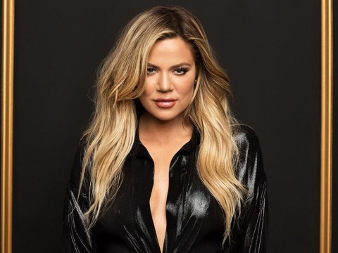 Khloe Kardashian is officially a Kardashian again and she got a cake to celebrate