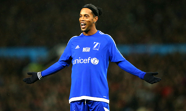 Newcastle United offered shock Ronaldinho transfer deal