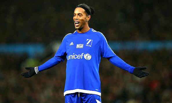 Newcastle United offered shock Ronaldinho transfer deal