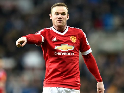 Manchester United considering selling Wayne Rooney to China