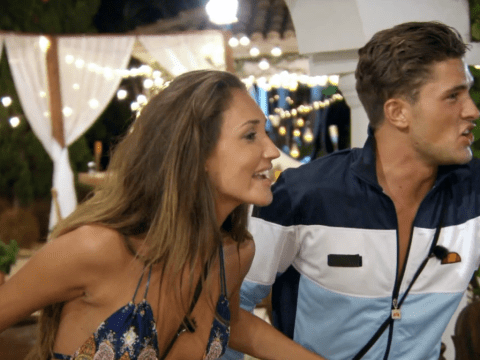 Ex On The Beach season 4 episode 4: Megan McKenna has a full-on melt down over Jordan Davies' 'pikey' ex-girlfriend Lacey Fuller