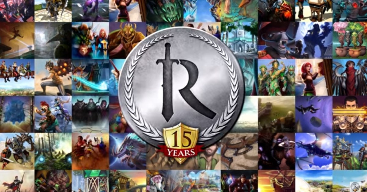 RuneScape's 15th anniversary and a brief history of idle