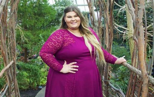 shicurves fashion blogger body-shamed by Wallmart