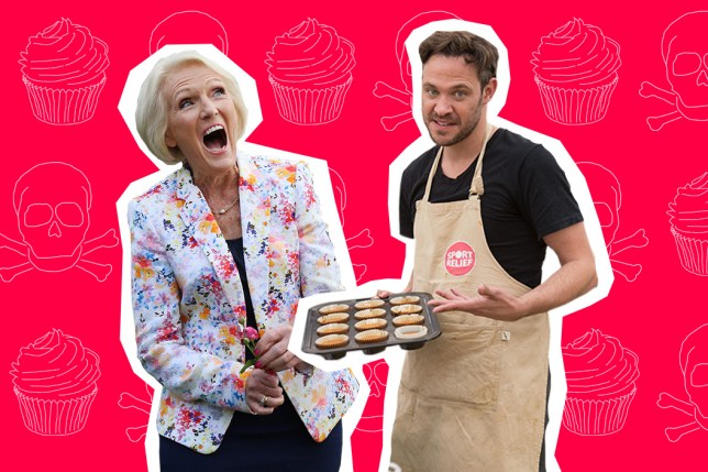 Will Young nearly poisoned Mary Berry