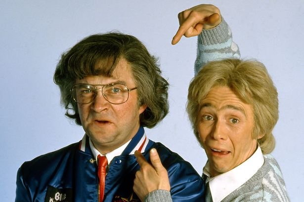 Harry Enfield on DJs: 'The lot of them get tarred with the Savile brush'