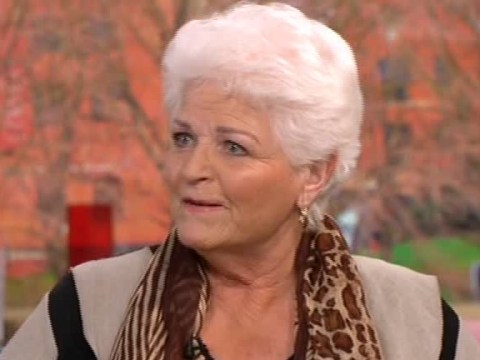 A 'psychic' predicted Pam St Clement would play Pat Butcher years before it happened