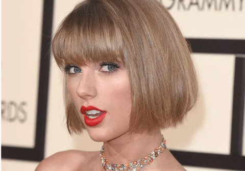 Taylor Swift has a new hairdo and people really aren't sure how they feel about it