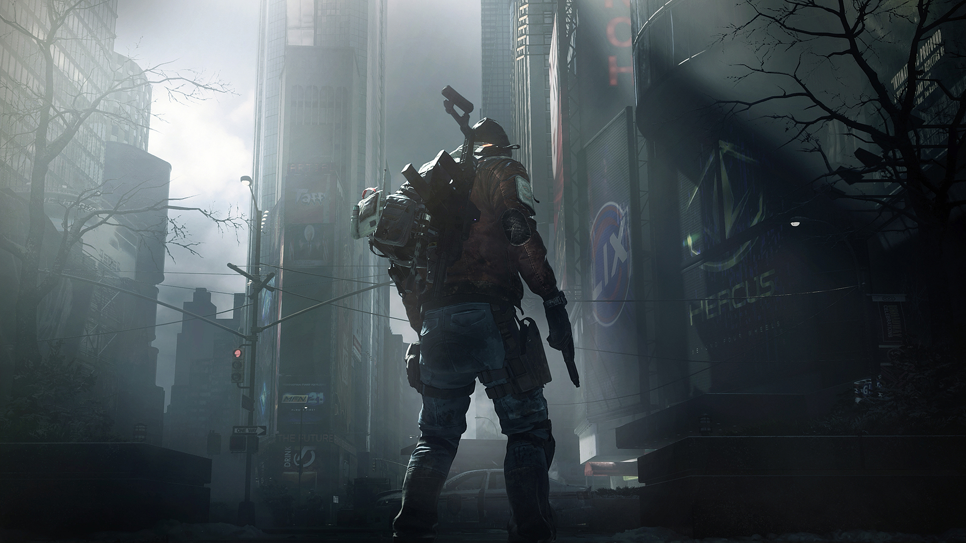 The Division – are consoles learning some of the PC's bad tricks?