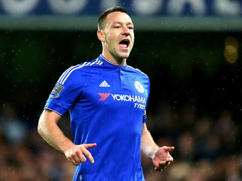 Chelsea confirm talks with John Terry and say he could still stay