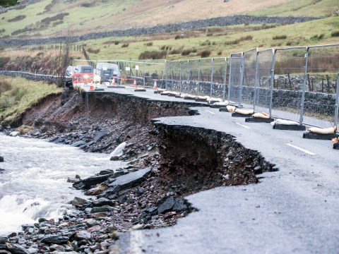 This road could cost the Lake District £1million a day