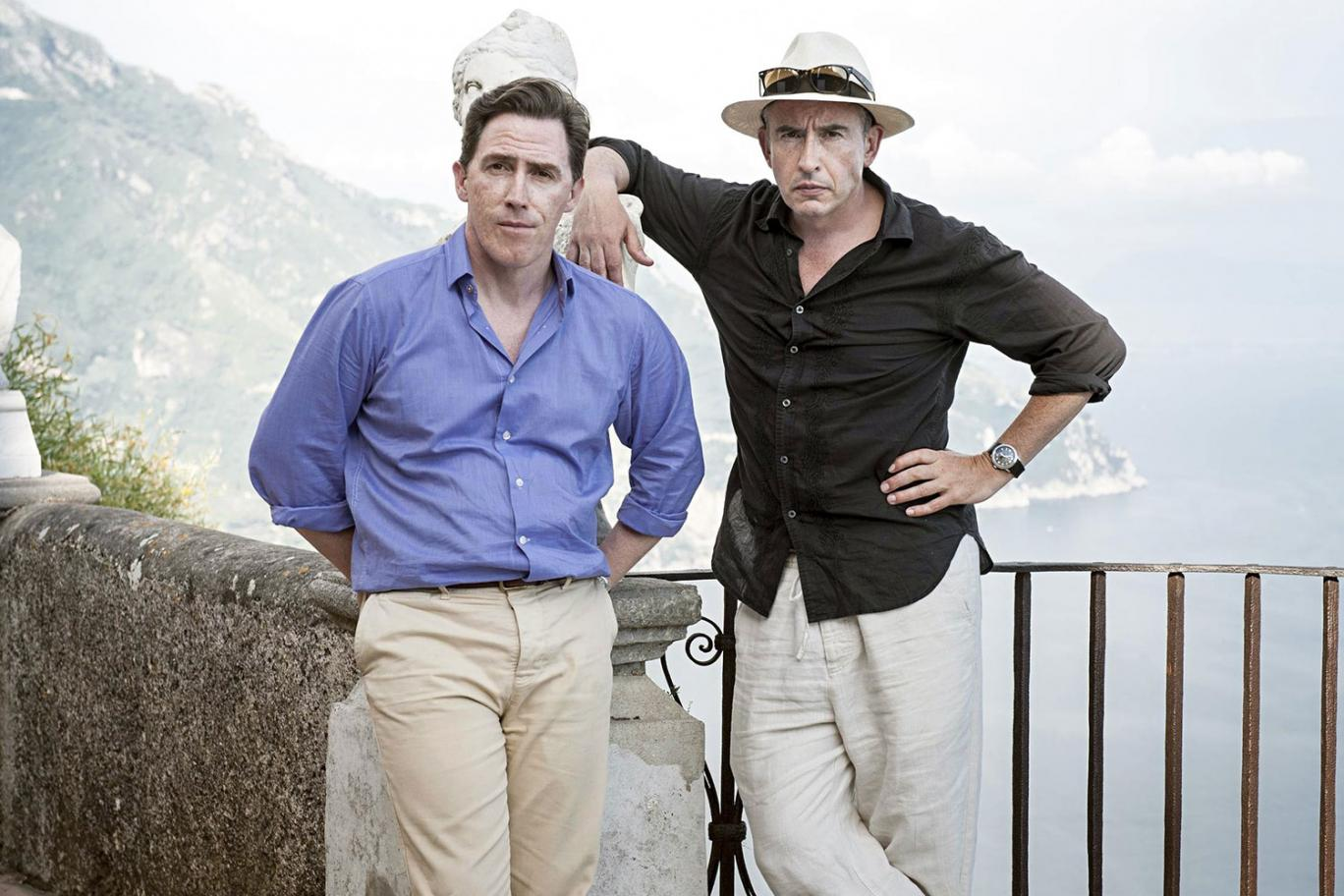 Steve Coogan and Rob Brydon are heading to Spain for a new series of The Trip