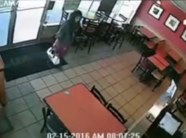 Woman 'gives birth in Subway toilet' and then walks out leaving baby behind