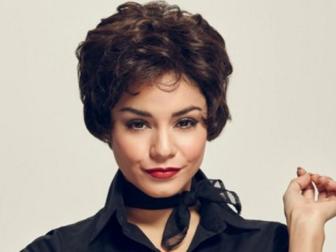 Vanessa Hudgens announces father's death hours before appearing in Grease Live