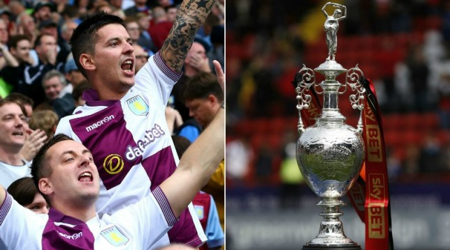 Villa fans can look forward to it (Picture: Getty Images)