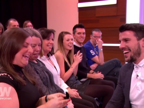 Reality TV star proposes to stunned girlfriend live on Loose Women