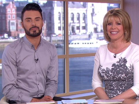 Rylan Clark will be co-hosting This Morning with Ruth Langsford this week