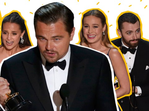 WATCH: Everything you need to know about the Oscars 2016… in 60 seconds