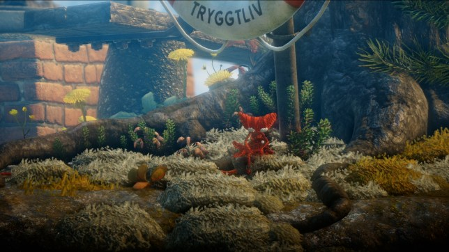 Unravel (PS4) - beautiful memories