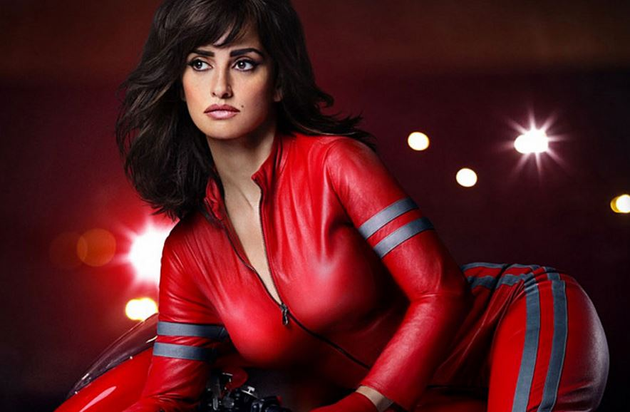 Zoolander 2 writer Justin Theroux defends Penelope Cruz's sexy character: 'I don't think she's objectified'