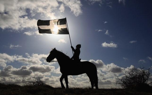 Happy St Piran's Day!