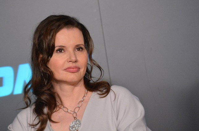 Geena Davis has been cast in Fox's The Exorcist TV reboot (Picture: Mike Coppola/Getty Images)
