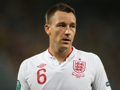 Roy Hodgson could recall Chelsea's John Terry for Euro 2016