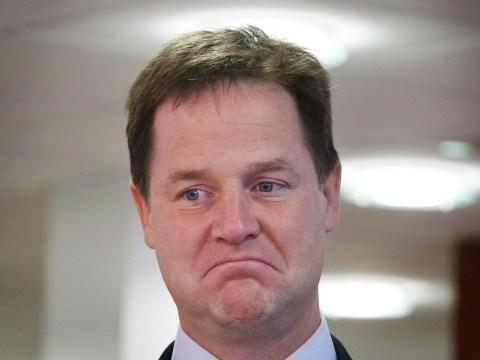 Nick Clegg visited a dogging hotspot