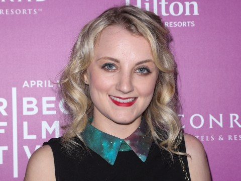 Harry Potter's Evanna Lynch has a pretty epic running playlist