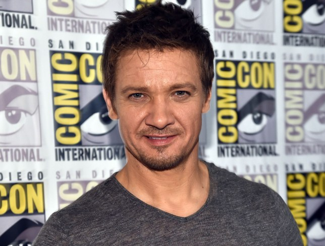 Jeremy Renner plays Hawkeye in the Marvel Cinematic Universe (Picture: Alberto E. Rodriguez/Getty Images for Disney)