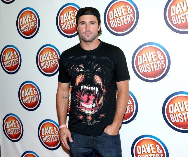 Sick of siblings: Brody Jenner has declared he's had enough of the Kardashians (Picture: Mark Davis/Getty Images for Dave & Buster's)