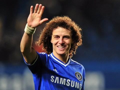 David Luiz's mum fuels Chelsea transfer rumours with cryptic Instagram post