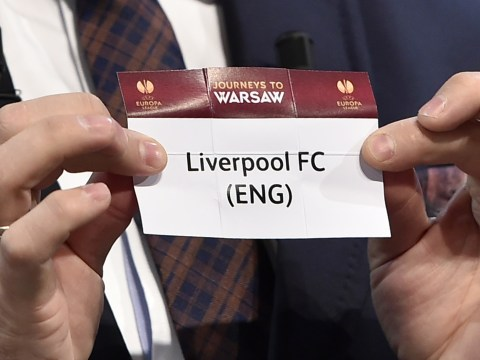 Liverpool draw Borussia Dortmund in the Europa League quarter-final
