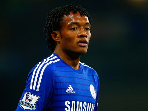 Juan Cuadrado hits out at Chelsea for lack of opportunities at Stamford Bridge