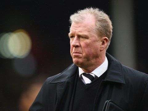 Steve McClaren completes shock Derby County return