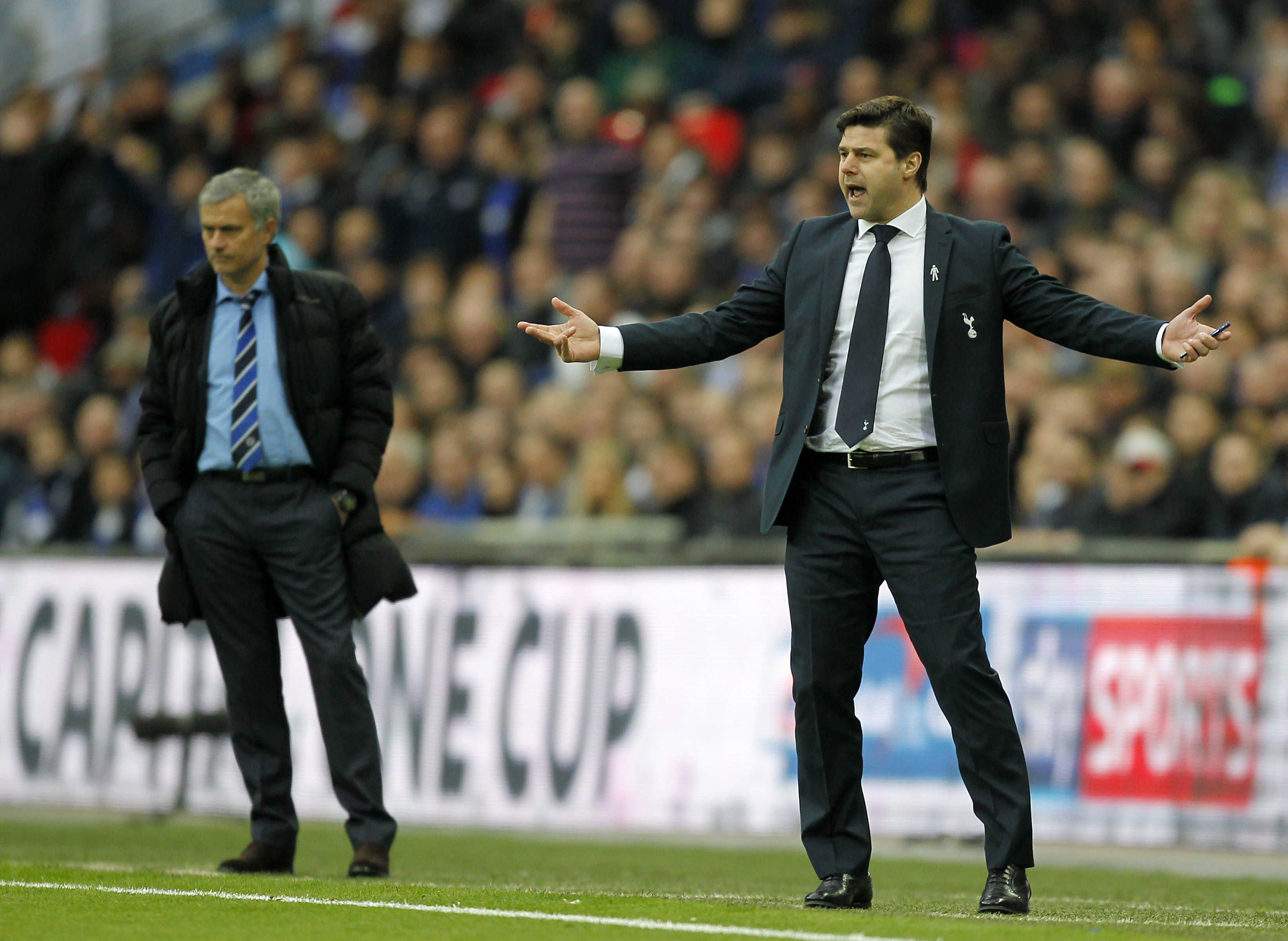 Chelsea want to beat Manchester United to Mauricio Pochettino as Jose Mourinho replacement