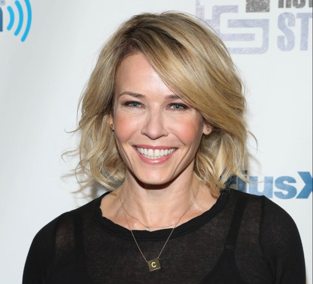 """NEW YORK, NY - JANUARY 31: Chelsea Handler attends SiriusXM's """"Howard Stern Birthday Bash"""" at Hammerstein Ballroom on January 31, 2014 in New York City. (Photo by Rob Kim/Getty Images)"""