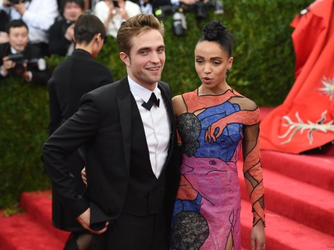 There's rumours Robert Pattinson has called off his wedding to FKA twigs… again