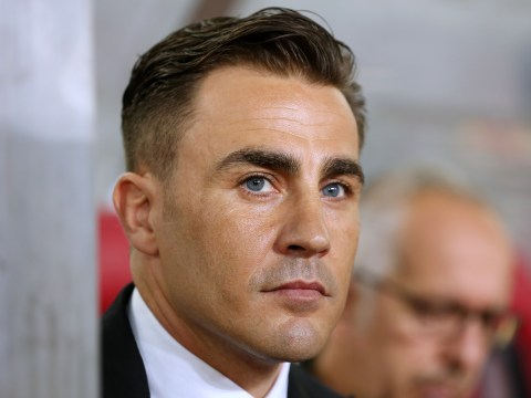Massimo Cellino wants Fabio Cannavaro to replace Steve Evans as Leeds United manager