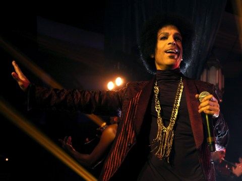 Prince announces he's writing his memoir and we can't wait to read it