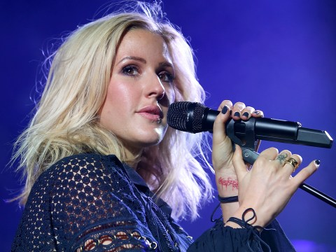 Ellie Goulding isn't quitting music she's just on a break