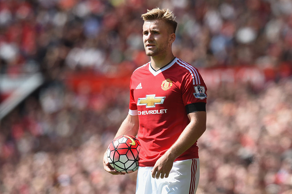 Luke Shaw set to return to Manchester United training this week after six months out