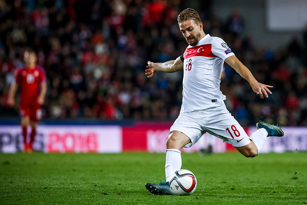 Rumour: Manchester United and Chelsea interested in Fenerbahce's Caner Erkin